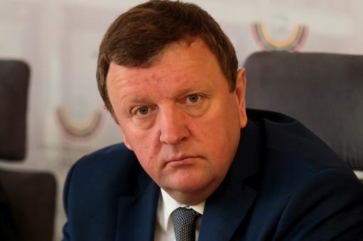 Seimo nariui V. Gailiui tapus Joniškio rajono meru, ten laukia nauji parlamentaro rinkimai