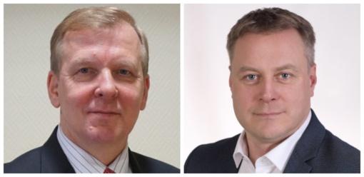 Antrajame tiesioginių mero rinkimų ture – Virginijus Domarkas ir Antanas Kalnius