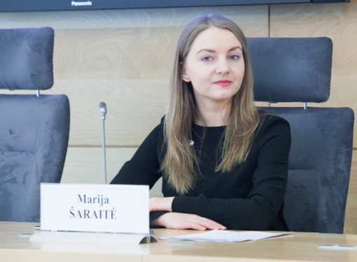"""""""Baltųjų pirštinių"""" vadovė M. Šaraitė: pranešimų apie grubų balsų pirkimą tikrai mažėja"""