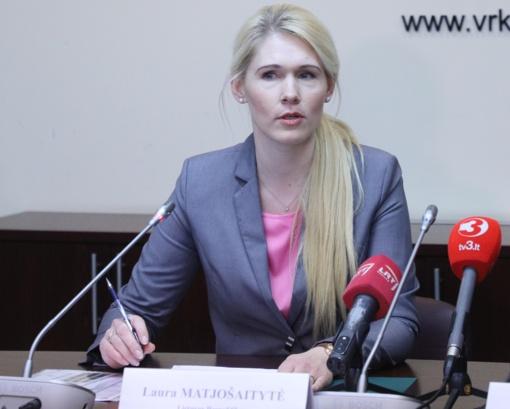 L. Matjošaitytė: daugiausia mandatų turės visuomeniniai komitetai