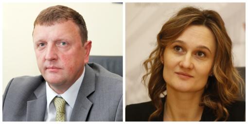 V. Gailius būsimąja Liberalų sąjūdžio vadove mato V. Čmilytę-Nielsen