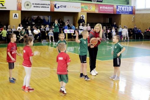 """Turnyras """"Mažųjų krepšinis-2019"""""""