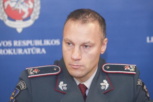 "L. Pernavas žada, kad kitąmet policijos pareigūnai uždirbs bent 1000 eurų ""į rankas"""