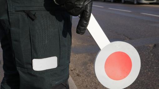 Daujėnuose policijai pakliuvo pažeidėjas, kuriam 3 metus uždrausta vairuoti
