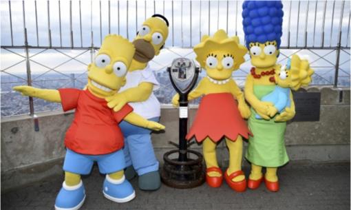 """""""Simpsonų"""" prodiuseriai atsisako garsiosios serijos apie Michaelą Jacksoną"""