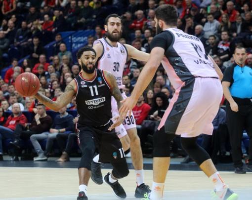 """""""Ryto"""" krepšininkai nepateko į Europos taurės pusfinalį"""