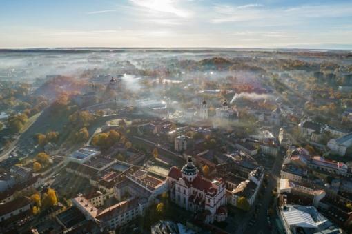 Verslo kliūčių žemėlapis: Vilniaus regiono verslininkų optimizmas neblėsta