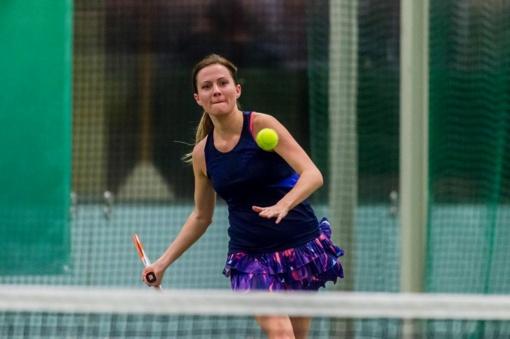 Mėgėjų tenisas: čempionės titulas - po daugiau nei 3,5 val. trukusio finalo