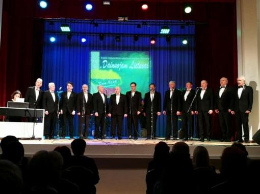 Kovo 11-osios proga – gražiausios dainos Lietuvai!