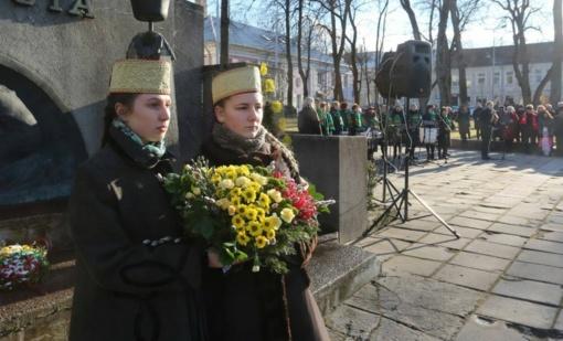 Ukmergė paminėjo Lietuvos valstybės nepriklausomybės atkūrimo dieną