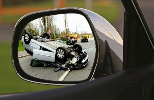 Neblaivūs vairuotojai – pavojus, kartais net mirtinas