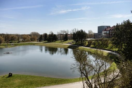 Daugiau kaip 280 tūkst. Eur – miesto aplinkosaugai