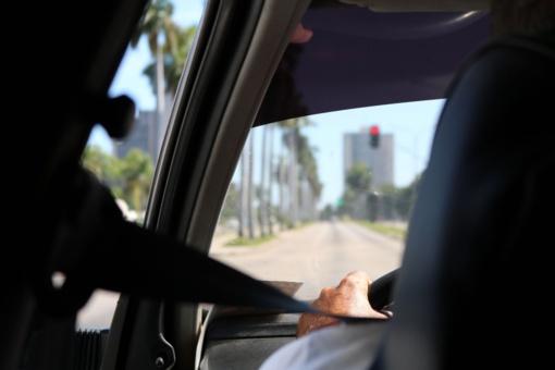 Policija paaiškino, kada galima nesegėti saugos diržo