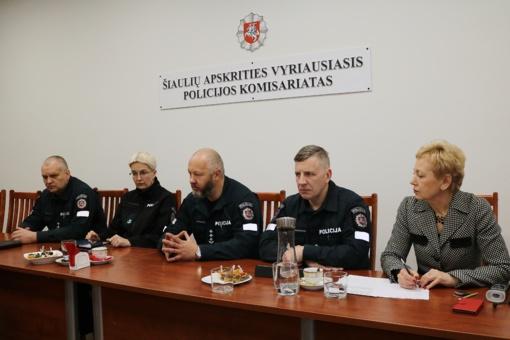 Šiaulių apskrities kelių policijos tarnyba: turime naujų priemonių greičio ir triukšmo kontrolei