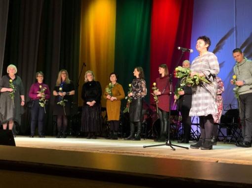 Lietuvos Nepriklausomybės atkūrimo šventė Šilutėje