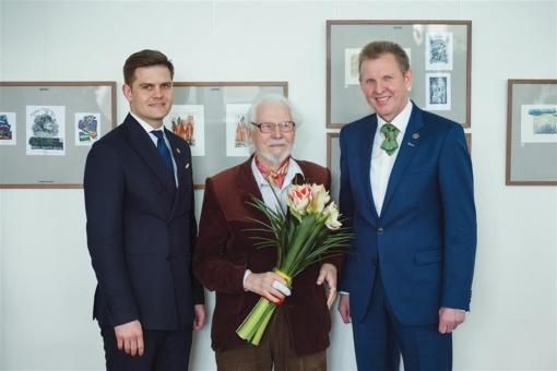 Tauragėje šventiniais renginiais paminėta Lietuvos Nepriklausomybės atkūrimo diena