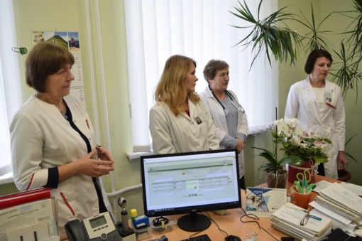 Atidarytas atnaujintas ligoninės Geriatrijos ir vidaus ligų skyrius