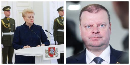 S. Skvernelis apie pasiūlymo dėl Astravo AE derinimą su prezidente: kodėl turėčiau tai daryti?