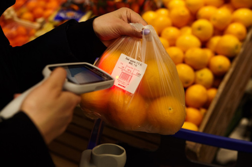 Savarankiško prekių skenavimo technologiją per mėnesį išbandė beveik 4 tūkst. pirkėjų