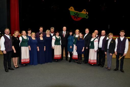 Baigėsi renginių savaitė, skirta 29-osioms Lietuvos Nepriklausomybės metinėms paminėti