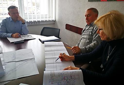 Diskutuota apie Radviliškio miesto centrinės dalies gatvių rekonstrukciją