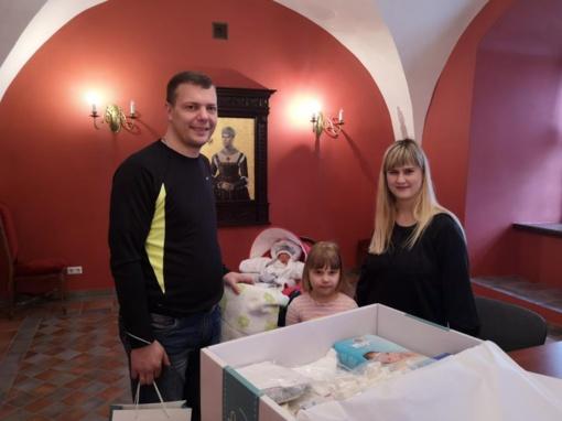 Oskaras iš Mastaičių – 200-asis metų kūdikis