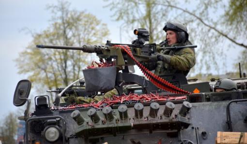 Lazdijų rajono savivaldybėje vyks karinės pratybos