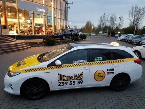 Taksi Vilnius – geriausias pasirinkimas jūsų kelionėms