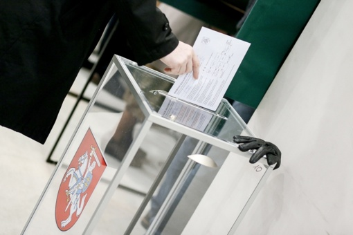 Merų rinkimų pakartotiniame balsavime iki 17 val. balsavo beveik trečdalis rinkėjų