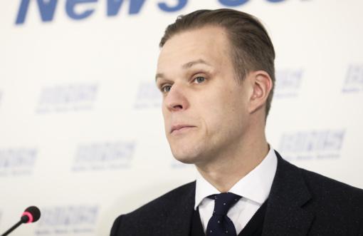G. Landsbergis prašo susisiekimo ministro nušalinti A. Vaitkų nuo uosto vadovo pareigų
