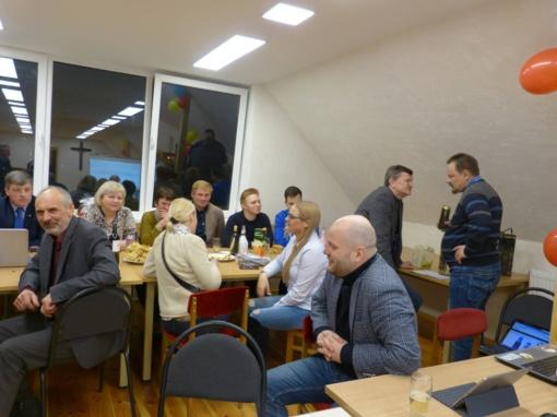 """Sigutis Obelevičius: """"Koalicijoje bus tie, kas padėjo laimėti rinkimus"""""""