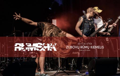"""Atgimstantis alternatyvios muzikos festivalis """"RUMSHK"""" kviečia muzikos kūrėjus dalyvauti konkurse"""