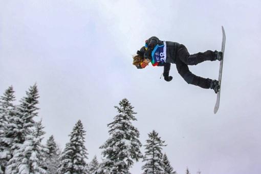 Snieglentininkas M. Morauskas Čekijos čempionate - ketvirtas