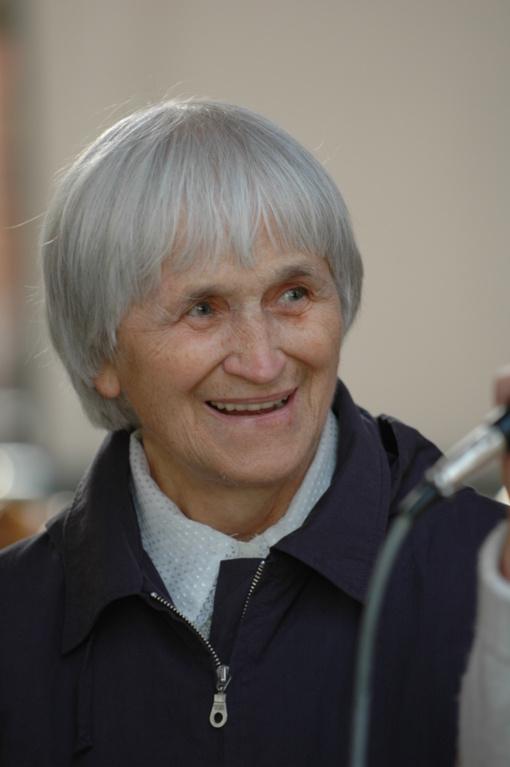 Sveikuolių sąjunga neteko savo kūrėjos, garbės narės, gydytojos Eugenijos Guogienės