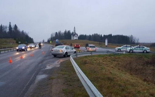 Praėjusią savaitę demaskuota 14 neblaivų vairuotojų