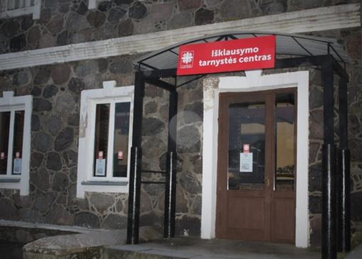 Rokiškyje atidarytas Išklausymo tarnystės centras