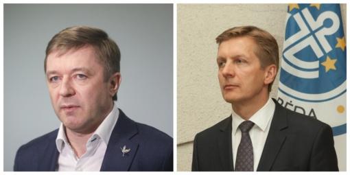 R. Karbauskis apie Klaipėdos uostą: yra bandymas išpūsti kažkokį burbulą