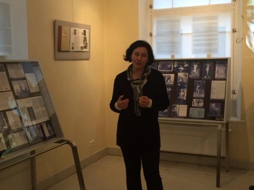 Maloni naujiena iš Jurbarko Vinco Grybo muziejaus