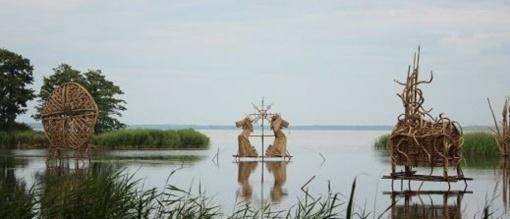 """Kviečia dalyvauti nendrinių skulptūrų eskizų konkurse """"Baltų ženklai"""""""