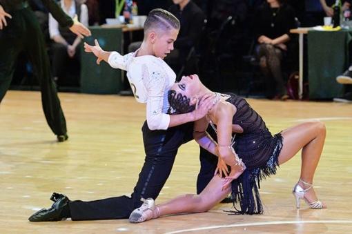 """Pasaulio čempionate Lietuvai atstovaus """"Rolinos"""" šokėjai"""