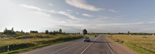 Vairuotojų dėmesiui – vyks remonto darbai kelyje Vilnius–Utena