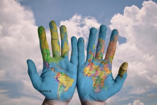 Neringoje – pasaulinė Žemės diena