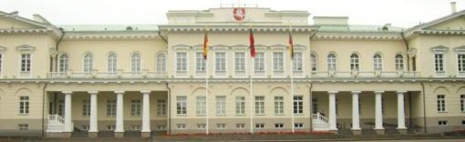Prezidentūroje apdovanotos geriausios Lietuvos seniūnijos
