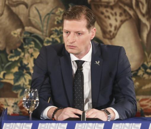Premjeras K. Mažeikos kandidatūrą į aplinkos ministrą postą prezidentei ketina pateikti šią savaitę