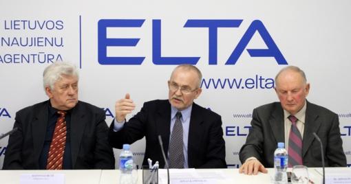 """Kelią skinasi iniciatyva surengti referendumą, kad Lietuvoje būtų atsisakyta """"sąrašinės"""" rinkimų sistemos"""