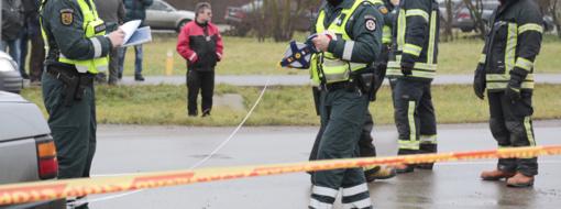 Vilkaviškio rajone stipriai sužalota pėsčioji