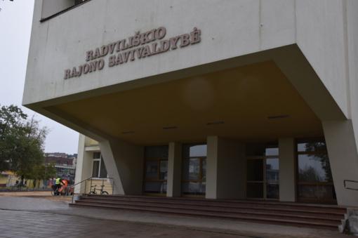 Radviliškio rajono valdžia: kas užims vadovų postus?
