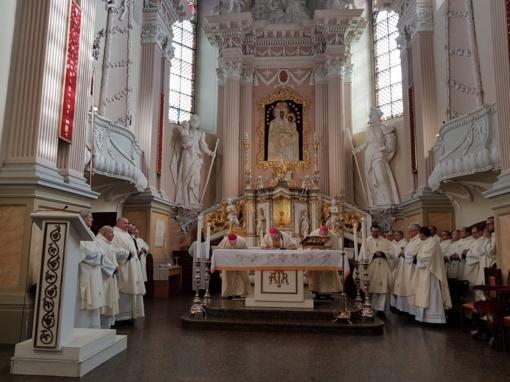Kražių jėzuitų kryžkelė