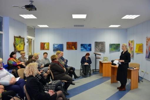 Kalbėta apie ES investicijų teikiamas galimybes neįgaliųjų reikmėms