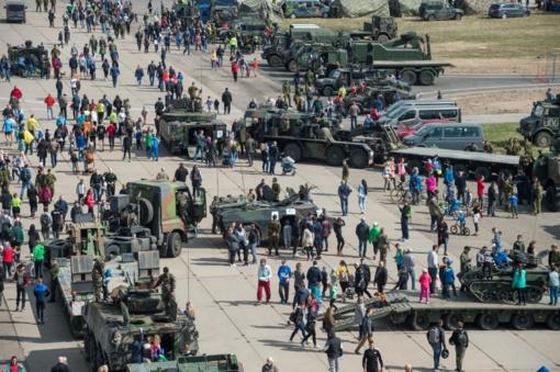 Lietuvos įstojimo į NATO 15-ąsias metines šiauliečiai minės tradiciniu bėgimu